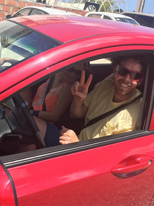 Sax Car Rental Sint Maarten
